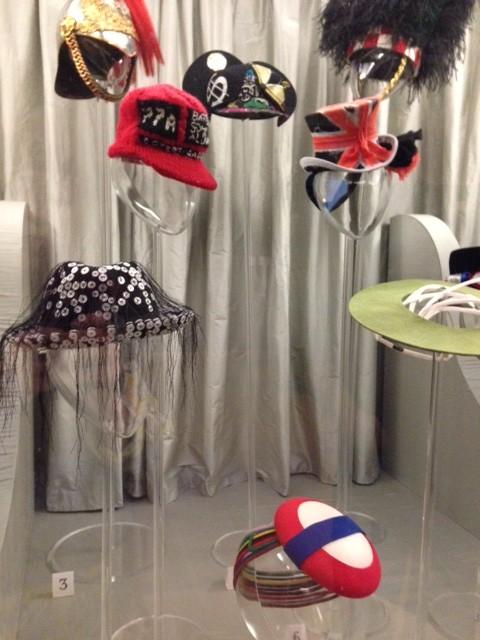 Hats: An Anthology by Stephen Jones, PEM Salem MA