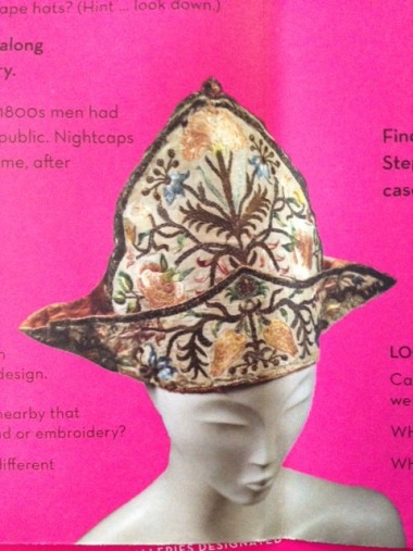 Sleep Hat from Hats: An Anthology, PEM