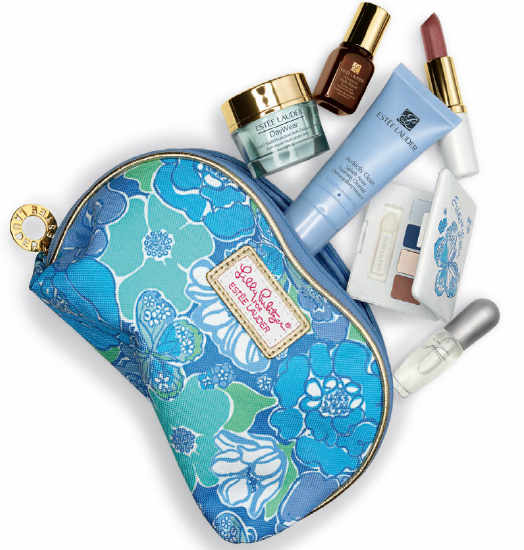 Estee Lauder and Lilly Pulitzer Spring/Summer 2013 Gift Promotion