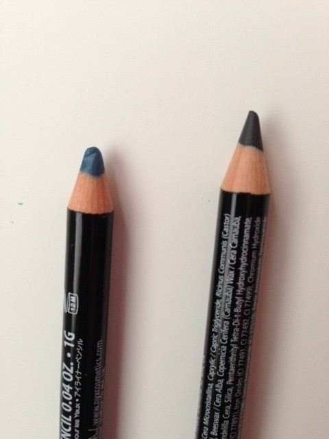 NYX eyeliner pencils neversaydiebeauty.com
