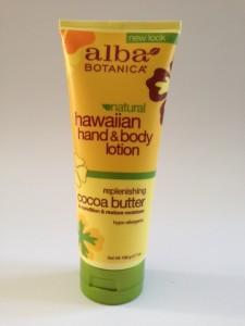 Alba lotion