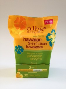 Alba towelettes