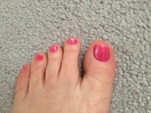 pinktoes