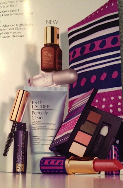 Estee Lauder Macy's gift with purchase