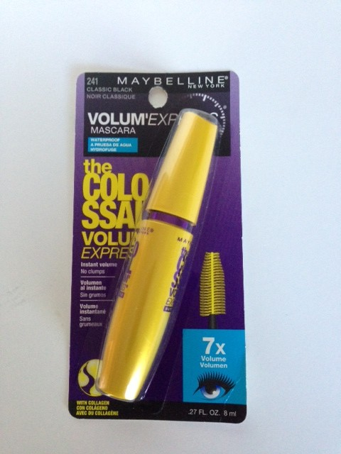 Maybelline ColossalVolumemascara