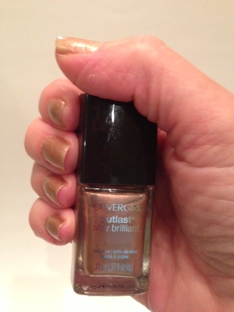 CoverGirl Outlast Stay Brilliant Nail Gloss 225