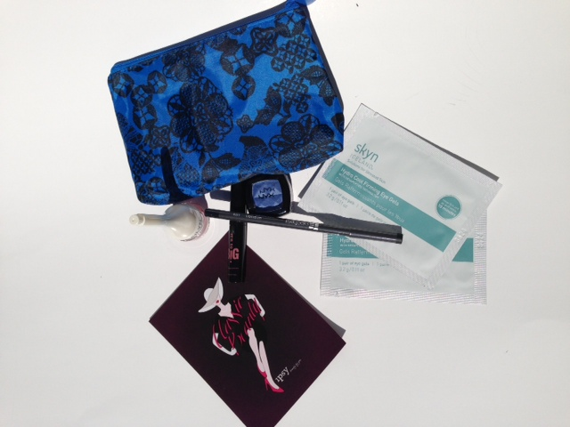 September Classic Beauty  ipsy bag