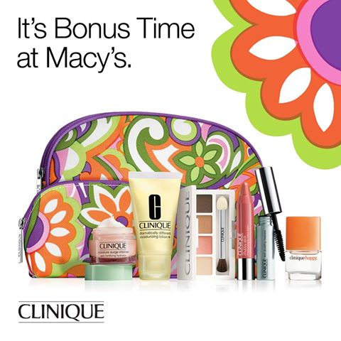 clinique gift with purchase macy s october 2013 never say die beauty