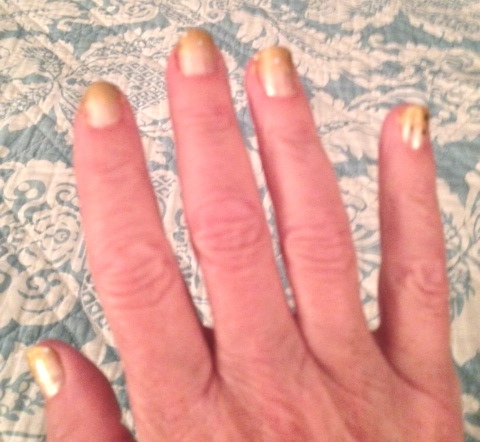 Kiss Gradation Polish Exposure/gold