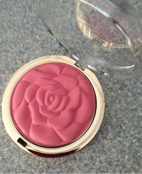 Milani Coming Up Roses Blush Floral Passion