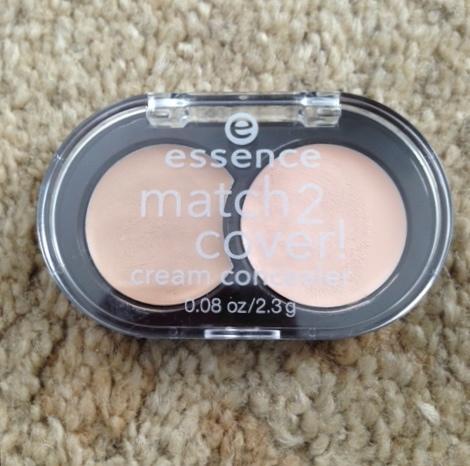 essence match2cover! concealer