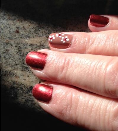 Milani Foxy Lady & Natural Touch polish