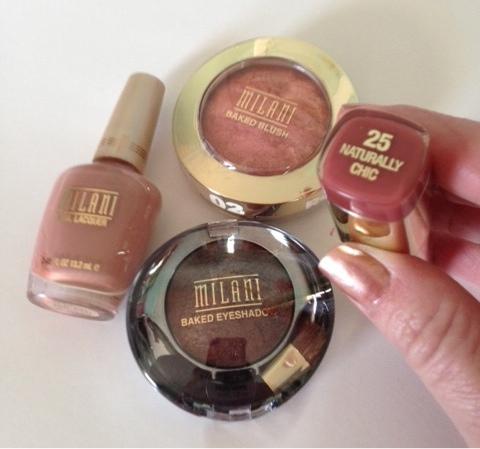 Milani Cosmetics Naturally Chic Color Statement Lipstick