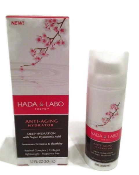 Hada Labo Tokyo Anti-aging Serum, hyaluronic acid serum, Japanese skincare