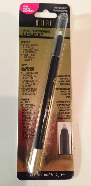 Milani Anti-Feathering Transparent Lipliner