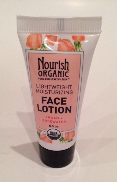 Nourish Organics Face Lotion