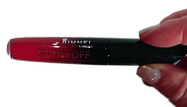 Rimmel Show Off Lip Lacquer, lipgloss, drugstore lipgloss