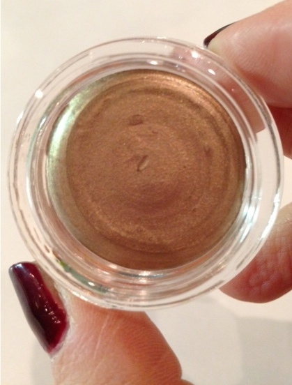 Ulta Color Coat Cream Shadow, shimmering topaz