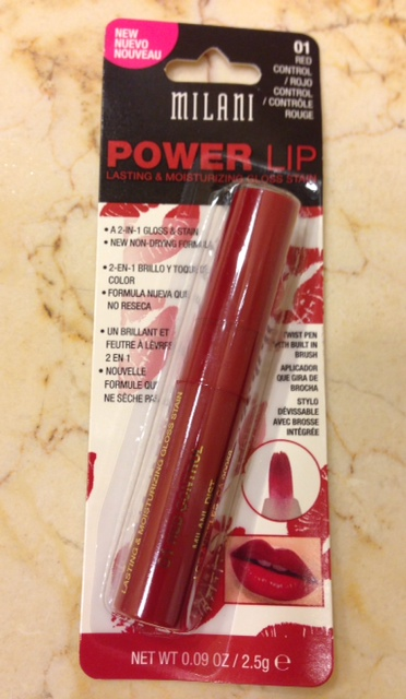 Power Lip Red Control