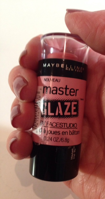 Maybelline Face Studio Master Glaze Blush Stick, Just Pinched Pink
