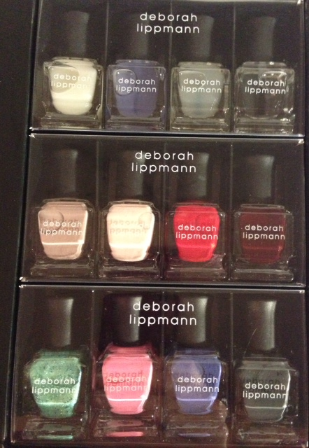 Deborah Lippmann HSN LE Holiday Set
