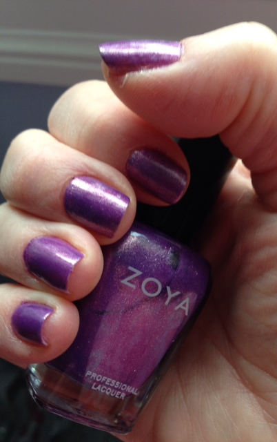 Zoya Professional Lacquer, Danni
