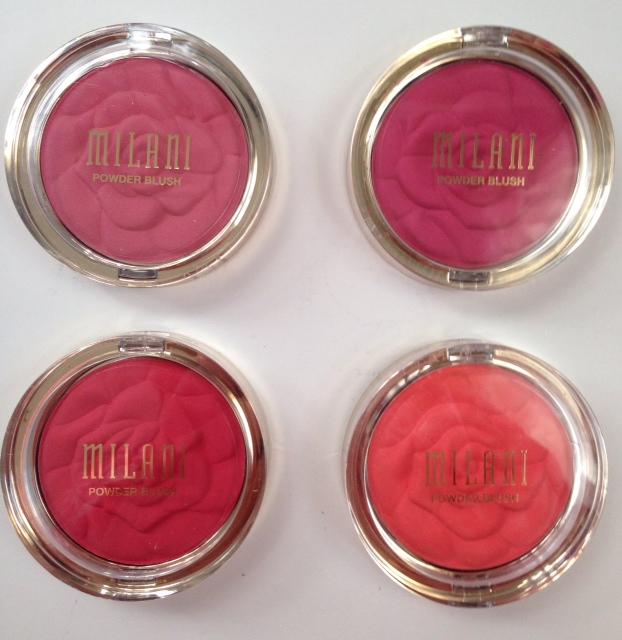 Milani Coming Up Roses Blush, Spring 2014
