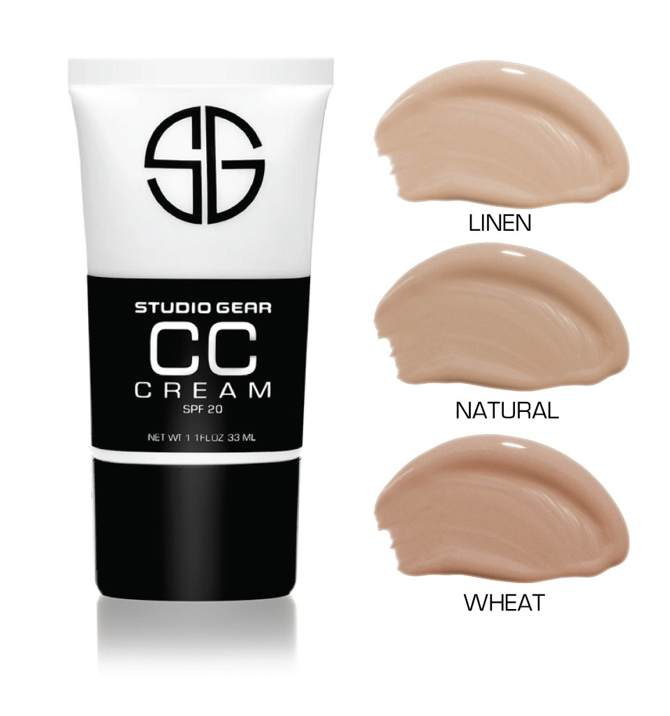 Studio Gear Hydrating CC Cream