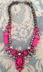 glint & gleam necklace, Shoplately