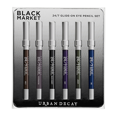 Urban Decay Black Market Eyeliner Collection