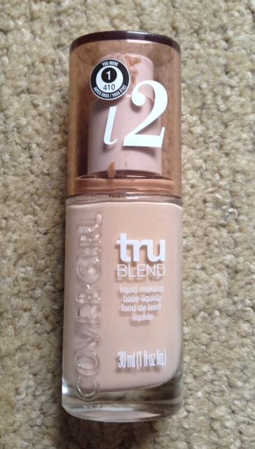 CoverGirl truBlend Liquid Makeup Classic Ivory