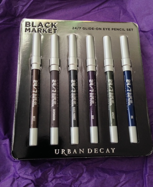 Urban Decay 24/7 Glide-On Eye Pencil Travel Set