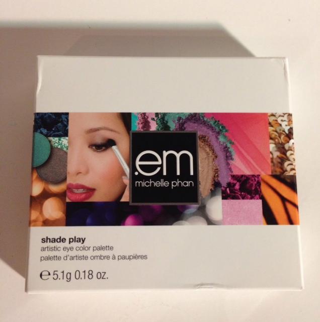 em Cosmetics Shadow Play Tokyo Plum Palette