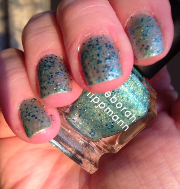 "Deborah Lippman Nail Lacquer, ""Mermaid's Dream"""