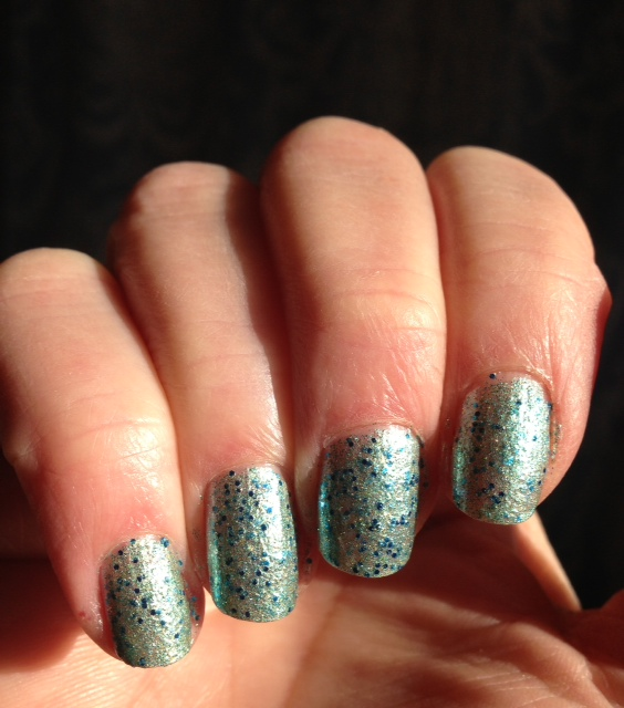 Deborah Lippmann Nail Lacquer, Mermaid's Dream