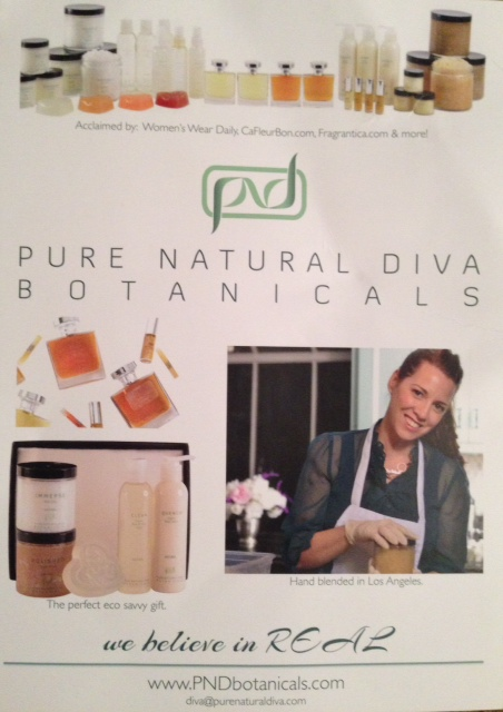Pure Natural Diva Botanicals