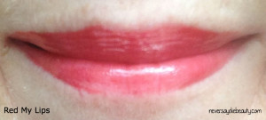 Milani Brilliant Shine Lipgloss, Red My Lips