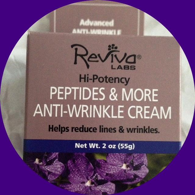 Reviva Peptides & More Anti-Wrinkle Cream