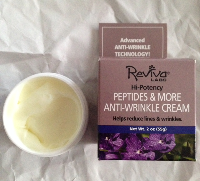 Reviva Peptides & More Anti-Wrinkle Cream