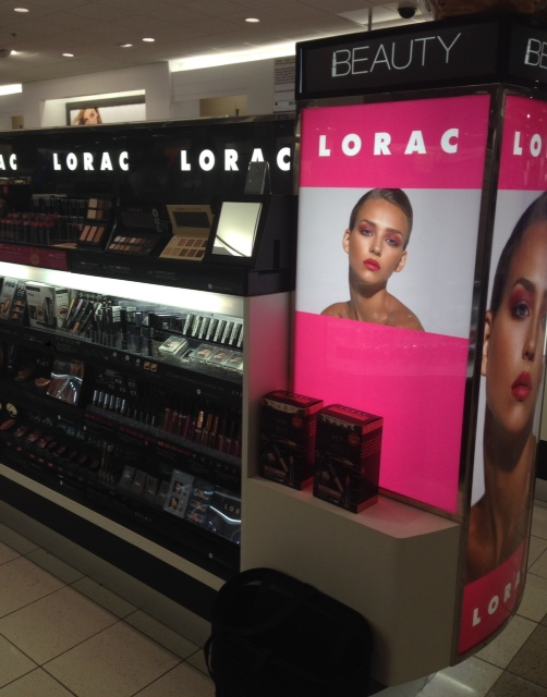 Lorac Cosmetics at Kohl's Beauty