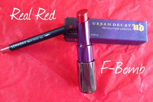 Urban Decay Revolution Lipstick, F-Bomb