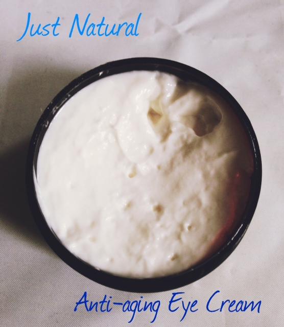 Just Natural Anti-aging Eyecream
