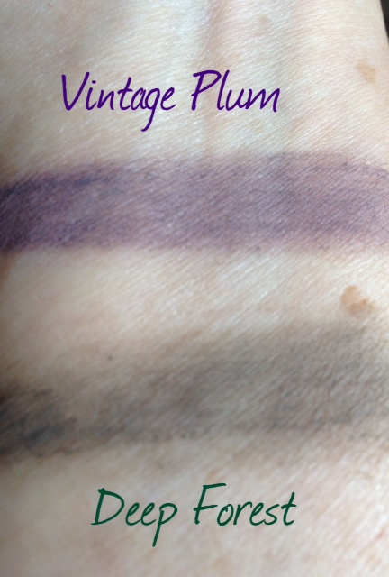 Maybelline Color Tattoo Cream Eyeshadow swatches