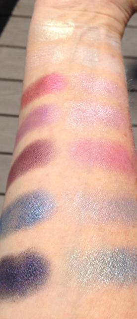 Milani Bella Eyes Gel Powder Shadows