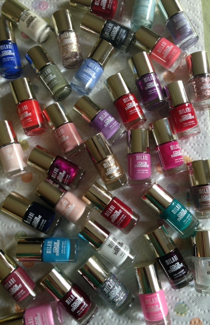 Milani Color Statement Nail Lacquer
