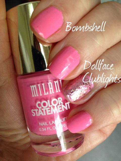 Milani Color Statement Nail Lacquer, Bombshell