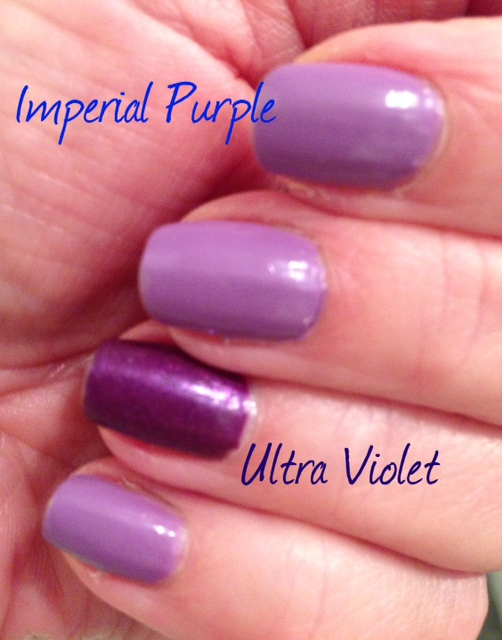 Milani Color Statement Nail Lacquer, Imperial Purple, Ultra Violet