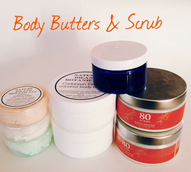 Body-butters-scrub