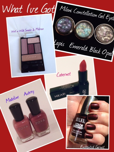 makeup for Autumn 2014
