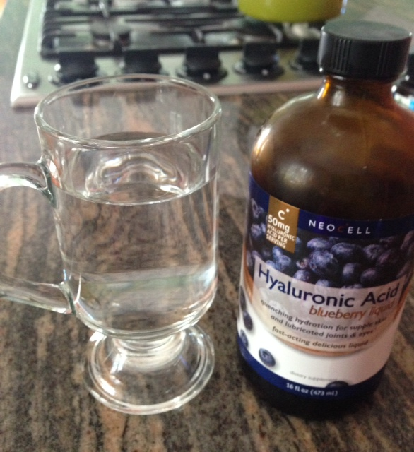 hyaluronic acid dietary supplement